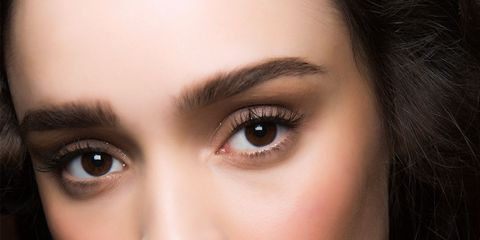 Finger, Lip, Cheek, Brown, Eye, Skin, Forehead, Eyelash, Eyebrow, Nail,