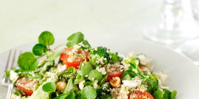 Food, Cuisine, Salad, Dishware, Leaf vegetable, Serveware, Ingredient, Vegetable, Dish, Recipe,