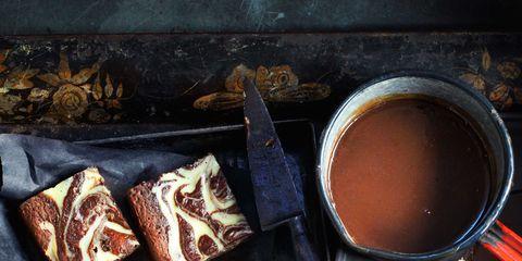Food, Cuisine, Ingredient, Dish, Chocolate, Snack, Dessert, Recipe, Chocolate brownie, Baked goods,