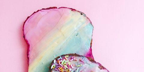 Pink, Purple, Magenta, Colorfulness, Sweetness, Violet, Lavender, Paint, Confectionery, Dessert,