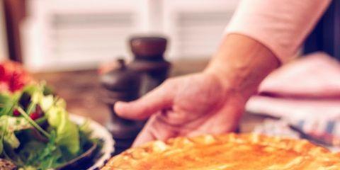 Dish, Food, Cuisine, Ingredient, Baked goods, Flamiche, Dessert, Baking, Recipe, Produce,