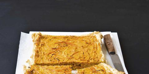 Dish, Food, Cuisine, Ingredient, Baked goods, Dessert, Murtabak, Vegetarian food, Produce, Aburaage,