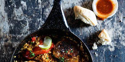 Food, Ingredient, Tableware, Cuisine, Recipe, Dish, Bowl, Meal, Serveware, Spoon,