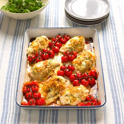 Mary Berry's chicken bake