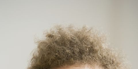 Hair, Glasses, Face, Eyewear, Hairstyle, Chin, Forehead, Nose, Cheek, Lip,