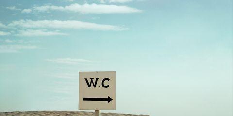 Daytime, Road, Landscape, Soil, Ecoregion, Horizon, Sign, Signage, Plain, Geology,