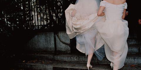 White, Dress, Beauty, Pink, Footwear, Leg, Photography, Hand, Flash photography, Stock photography,