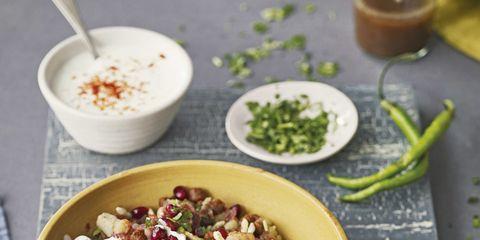 Dish, Food, Cuisine, Pomegranate, Ingredient, Superfood, Feta, Salad, Produce, Couscous,