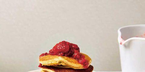Dish, Food, Pancake, Ingredient, Cuisine, Breakfast, Dessert, Meal, Produce, Baked goods,
