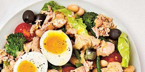 Food, Egg yolk, Ingredient, Produce, Cuisine, Vegetable, Egg white, Egg, Leaf vegetable, Dish,