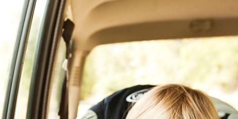 Hair, Photograph, Photographer, Photography, Camera, Rear-view mirror, Blond, Automotive mirror, Cameras & optics, Tree,