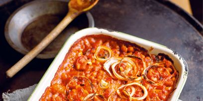 Food, Ingredient, Dish, Cuisine, Recipe, Condiment, Amatriciana sauce, Marinara sauce, Comfort food, Fast food,