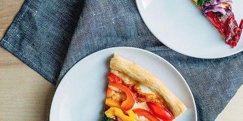Cuisine, Food, Ingredient, Dish, Recipe, Produce, Dishware, Fast food, Vegetable, Snack,