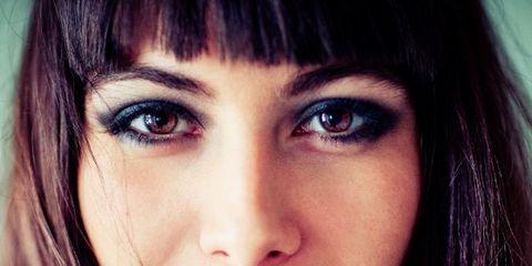 Hair, Nose, Mouth, Lip, Cheek, Eye, Hairstyle, Skin, Chin, Eyelash,