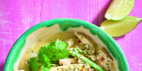 Easy All In One Thai Green Curry