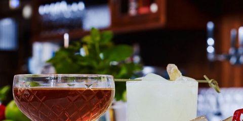 Glass, Drinkware, Alcoholic beverage, Drink, Liquid, Barware, Tableware, Stemware, Food, Cocktail,