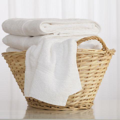 Product, Wicker, Basket, Home accessories, Storage basket, Beige, Cone,