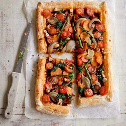 Food, Finger food, Ingredient, Cuisine, Dish, Baked goods, Tableware, Recipe, Produce, Vegetable,