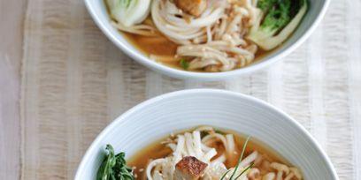 Food, Soup, Cuisine, Noodle, Ingredient, Chinese noodles, Tableware, Pasta, Dish, Noodle soup,