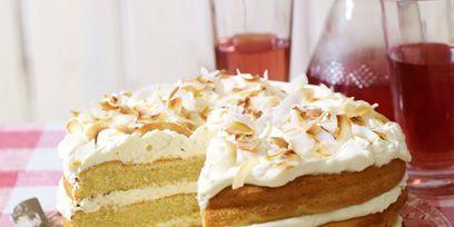 Cuisine, Food, Ingredient, Baked goods, White, Dessert, Dish, Serveware, Barware, Plate,