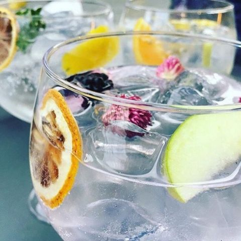 how to make the perfect gin and tonic - gin and tonic tips