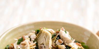 Food, Cuisine, Ingredient, Recipe, Dish, Produce, Seafood, Leaf vegetable, Meat, Bowl,