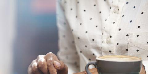 Coffee cup, Cup, Serveware, Dishware, Drinkware, Teacup, Tableware, Saucer, Table, Drink,