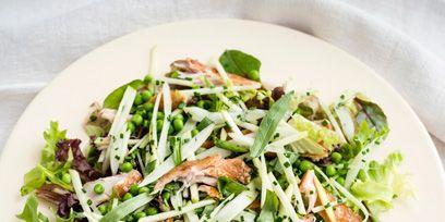 Food, Dishware, Cuisine, Ingredient, Tableware, Plate, Salad, Leaf vegetable, Dish, Serveware,