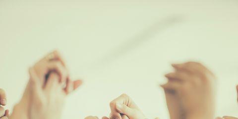 Hand, Nail, Finger, Skin, Arm, Leg, Friendship, Gesture, Human body, Photography,