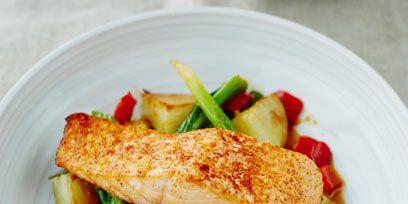 Food, Cuisine, Tableware, Dish, Ingredient, Dishware, Garnish, Recipe, Produce, Serveware,