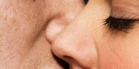 Nose, Lip, Cheek, Skin, Chin, Forehead, Eyebrow, Eyelash, Facial expression, Jaw,