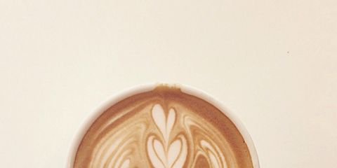Cup, Serveware, Drinkware, Brown, Espresso, Caffè macchiato, Flat white, Single-origin coffee, Drink, Coffee,