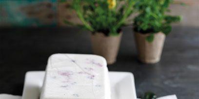 Flowerpot, Rectangle, Artificial flower, Houseplant,