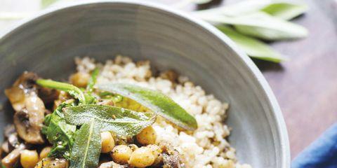 Dish, Food, Cuisine, Ingredient, Farro, Vegetable, Produce, Couscous, Wheatberry, Plant,