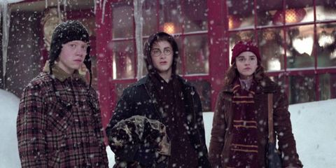 Snow, Winter, Winter storm, Fun, Fashion, Outerwear, Textile, Temple, Blizzard, Event,