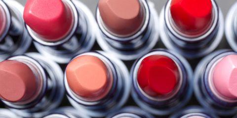Pink, Cosmetics, Red, Lipstick, Lip, Product, Magenta, Purple, Violet, Lip gloss,