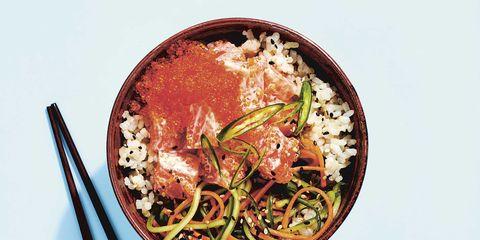 Dish, Food, Cuisine, Ingredient, Chopsticks, Tableware, Produce, Recipe, Salad, Meat,