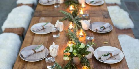 Table, Tableware, Meal, Centrepiece, Branch, Room, Textile, Food, Brunch, Tablecloth,