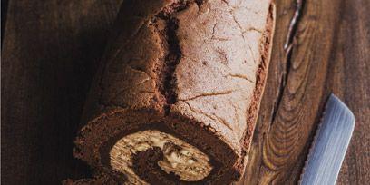 Brown, Beige, Snack, Baked goods, Bread, Kitchen utensil,