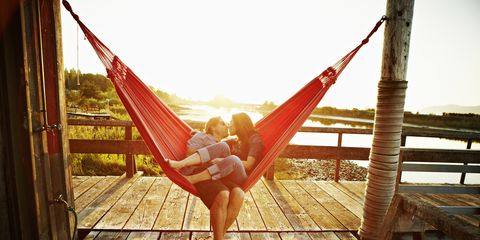 Wood, Hammock, Happy, Leisure, People in nature, Summer, Sunlight, Vacation, Beauty, Muscle,