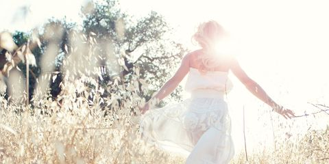People in nature, Photograph, Grass, Beauty, Dress, Sunlight, Straw, Grass family, Photography, Fashion,