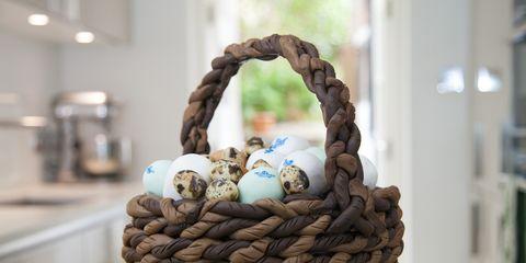 Basket, Storage basket, Rope, Home accessories, Room, Wood, Gift basket,