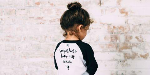 Clothing, Child, Toddler, Waist, Sleeve, Pink, Fashion, Shoulder, Outerwear, Street fashion,
