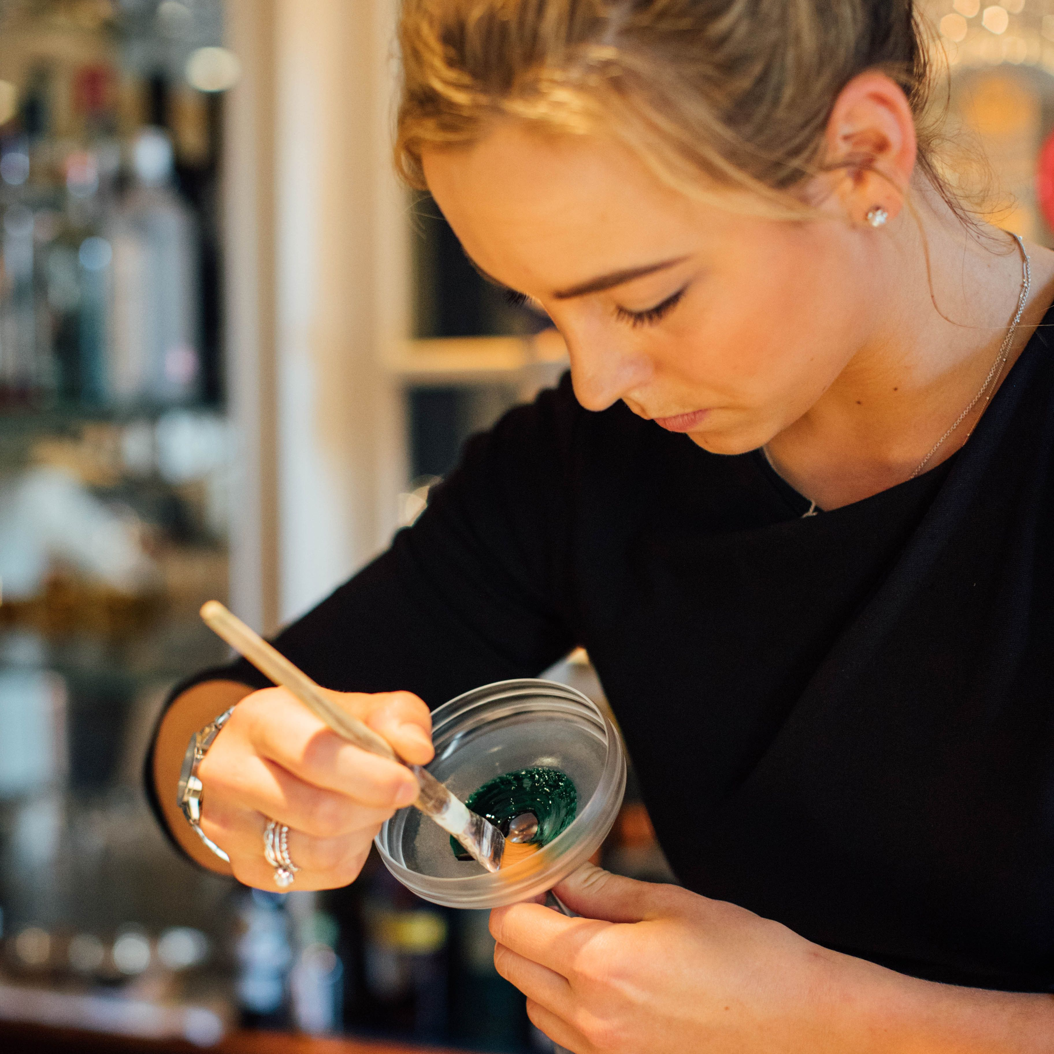 A day in the life of the Savoy's first female senior bartender in 100 years