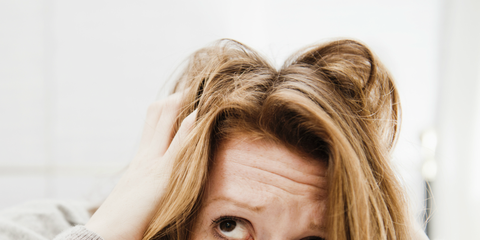 Hair, Face, Skin, Nose, Blond, Beauty, Hairstyle, Pillow, Bedding, Forehead,