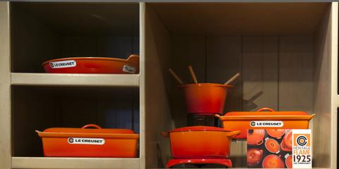 Shelf, Orange, Shelving, Furniture, Room,