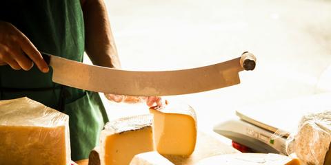 Cheese, Food, Parmigiano-reggiano, Gruyère cheese, Cheesemaking, Grana padano, Montasio, Dairy, Processed cheese, Limburger cheese,