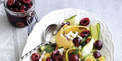 Food, Salad, Produce, Cuisine, Fruit, Tableware, Ingredient, Dishware, Vegetable, Recipe,