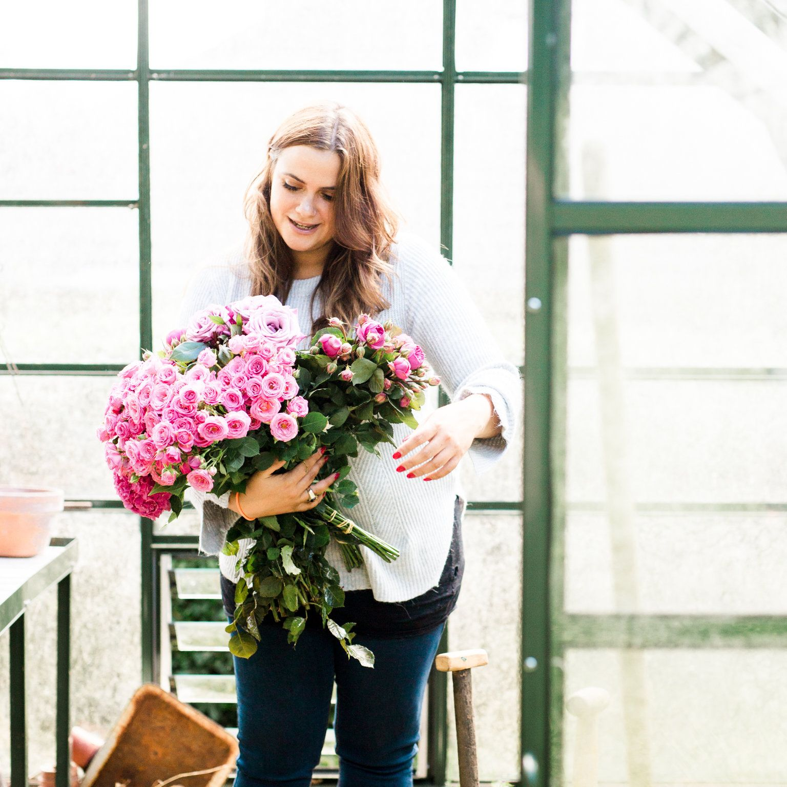 A day in the life of: an award-winning florist