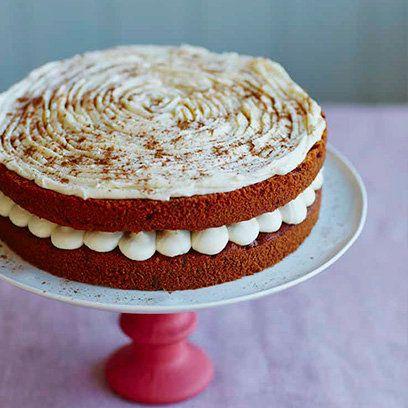 John Whaite Beetroot cake recipe